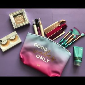 Pretty Vulgar Makeup - Makeup bag, brushes, and product bundle